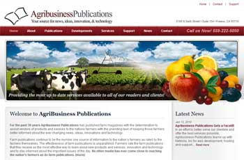 AgriBusiness Publications