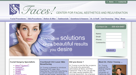 Fresno Facial Cosmetic Plastic Surgery Center